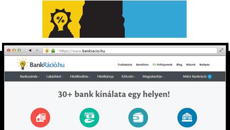 Bankráció - 30+ bank kínálata egy helyen